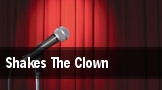 Shakes The Clown tickets