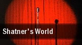 Shatner's World Auditorium Theatre tickets