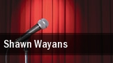 Shawn Wayans Stand Up Live tickets