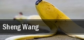 Sheng Wang tickets