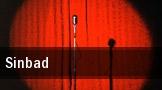 Sinbad Charlotte tickets
