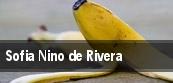 Sofia Nino de Rivera tickets