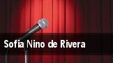 Sofia Nino de Rivera The Van Buren tickets