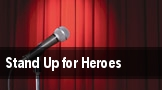 Stand Up for Heroes The Theater at Madison Square Garden tickets