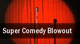 Super Comedy Blowout Saenger Theatre tickets