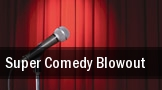 Super Comedy Blowout tickets