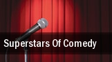 Superstars of Comedy Detroit tickets