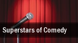 Superstars of Comedy Rochester tickets