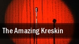 The Amazing Kreskin tickets