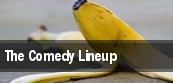 The Comedy Lineup tickets