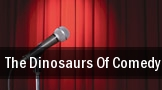 The Dinosaurs of Comedy tickets