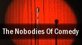 The Nobodies of Comedy Rialto Square Theatre tickets