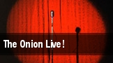 The Onion Live! tickets