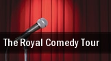 The Royal Comedy Tour Greenville tickets