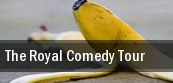 The Royal Comedy Tour Savannah tickets