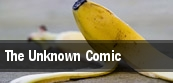 The Unknown Comic tickets