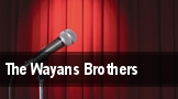 The Wayans Brothers Marksville tickets