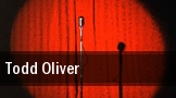 Todd Oliver The Music Hall tickets