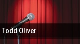 Todd Oliver tickets