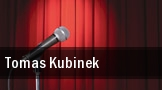 Tomas Kubinek tickets