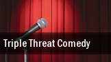 Triple Threat Comedy Water Street Music Hall tickets