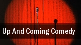 Up and Coming Comedy Scranton tickets