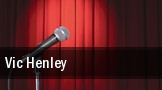 Vic Henley tickets