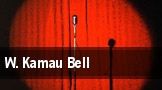 W. Kamau Bell Park West tickets