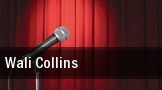 Wali Collins tickets