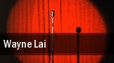 Wayne Lai tickets