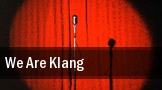 We Are Klang London tickets