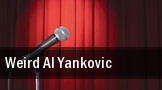 Weird Al Yankovic Red Robinson Show Theatre tickets