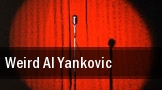 Weird Al Yankovic Sylvania tickets