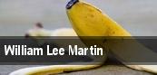 William Lee Martin tickets