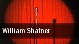 William Shatner Newark tickets