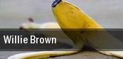 Willie Brown tickets
