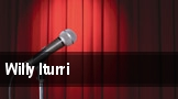 Willy Iturri tickets