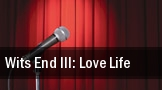 Wits End III: Love Life National Arts Centre tickets