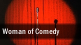 Woman of Comedy tickets
