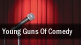 Young Guns Of Comedy Sacramento tickets