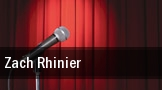 Zach Rhinier tickets