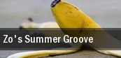 Zo's Summer Groove Hollywood tickets