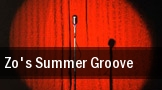 Zo's Summer Groove tickets