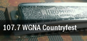 107.7 WGNA Countryfest Times Union Center tickets