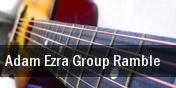 Adam Ezra Group tickets