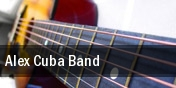 Alex Cuba Band Festival Place tickets