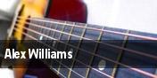 Alex Williams tickets