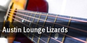 Austin Lounge Lizards tickets