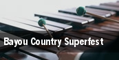 Bayou Country Superfest New Orleans tickets