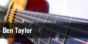 Ben Taylor Pikes Peak Center tickets